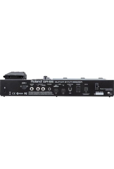 Roland Gr-55S-Bk Gitar Synthesizer - Gk3 Manyetik Setsiz -