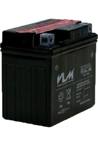 Ktm SX-F 450 Vlm Akü YTX5L-BS(2009-2010)