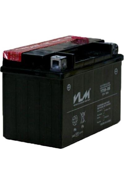 Sym HD 200 Vlm Akü YTX9-BS(2010-2012)