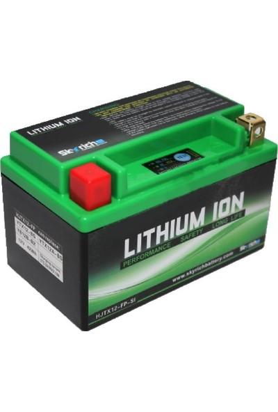 Aprilia RSV 1000 MILLE Lityum Akü YTX12-BS (HJTX12-FP-I)