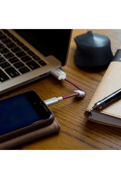 PhotoFast MemoriesCable GEN3 32GB Lightning / USB 3.0 Şarj Kablolu Gümüş Apple USB Bellek BPF-MCG3U3R32GB