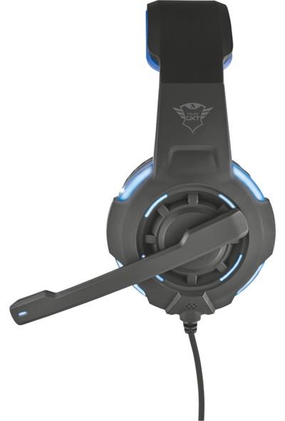 Trust 22052 GXT 350 Aydınlatmalı Mikrofonlu 7.1 Surround Oyuncu Kulaklığı