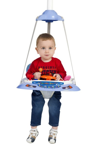 Enhoş Lüx Bebek Hoppala Yürüteç Zıp Zıp Salıncak