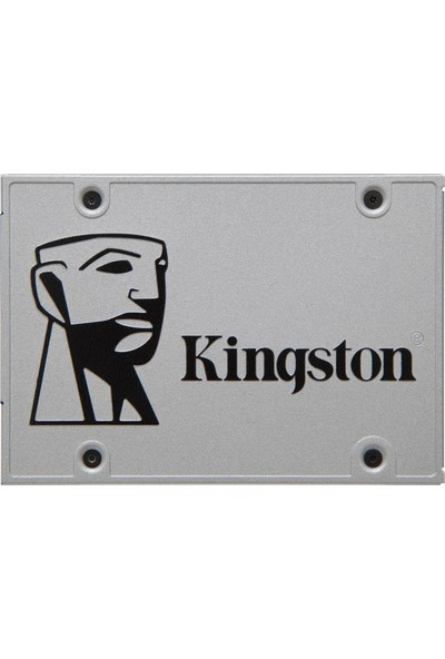 "Kingston SSDNow UV400 120GB 550MB-350MB/s Sata3 2.5"" SSD (SUV400S37/120G)"