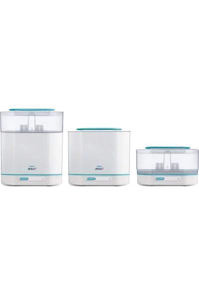 Philips Avent SCF284/02 - SCF284/03 Buharlı Sterilizatör 3'ü 1 Arada