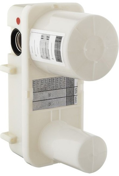 Artema Minibox Ankastre Lavabo Bataryası (Sıva Altı Grubu) A42230