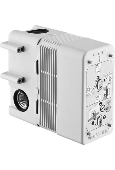 Artema Minibox Ankastre Banyo Bataryası (Sıva Altı Grubu) A41949