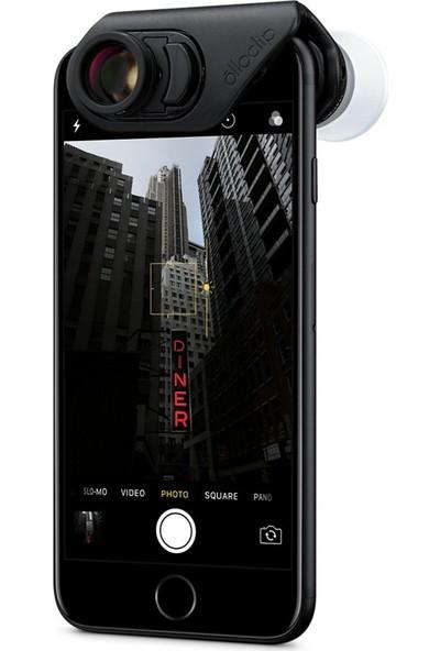 Olloclip Apple iPhone 7/7 Plus 8/8 Plus Uyumlu Macro Pro Lens Seti