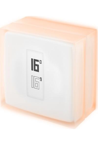 Netatmo iOS Uyumlu Enerji Tasarruflu Akıllı Termostat HomeKit