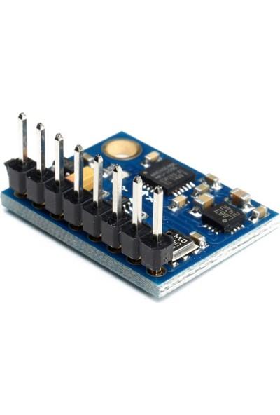 Robotekno İvme Sensörü GY521 MPU6050 Gyro Jiroskop Modülü Arduino Uyumlu