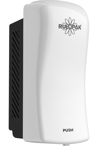 Rulopak Manuel Köpük Sabunluk Dispenser 800 Ml S Model Beyaz