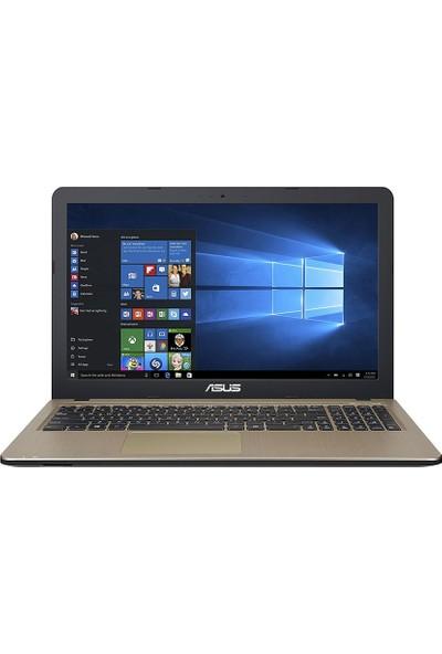 """Asus X540LA-XX972T Intel Core i3 5005U 4GB 500GB Windows 10 Home 15.6"""" Taşınabilir Bilgisayar"""