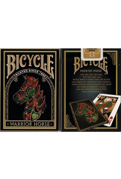 Bilardoavm Bicycle Warrior Horse Oyun Kartı Destesi ( Bicycle Koleksiyonluk Oyun Kağıdı)