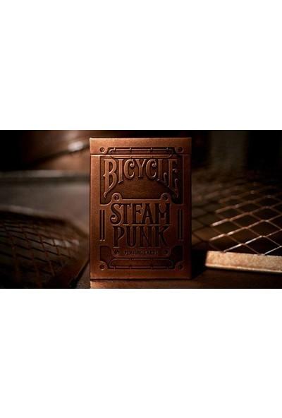 Bilardoavm Bicycle Steampunk Oyun Kartı Destesi (Koleksiyonluk Oyun Kağıdı)