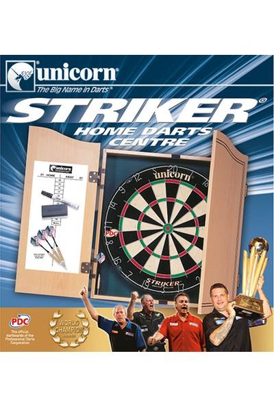 Unicorn 46136 Striker Hdc Home Darts Centre Ev Dart Seti