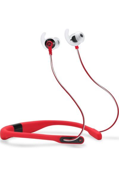 JBL Reflect Fit Bluetooth KulaklıkI Kırmızı