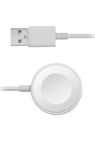 Case 4U Apple Watch Seri 6/SE/5/4 Kablosuz Manyetik Şarj Cihazı