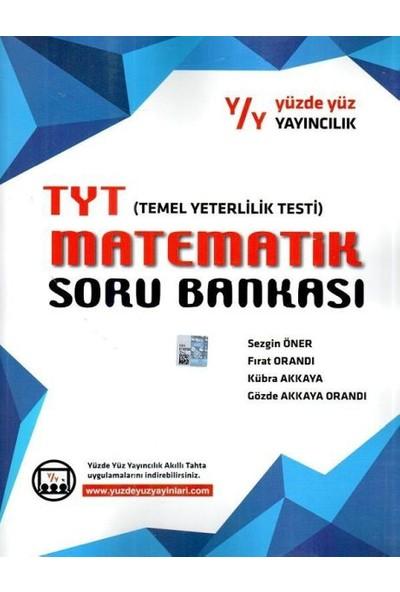 Yüzdeyüz Yayınları TYT Matematik Soru Bankası