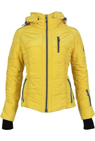 Emmegi Ria P3 Kadın Mont Sarı