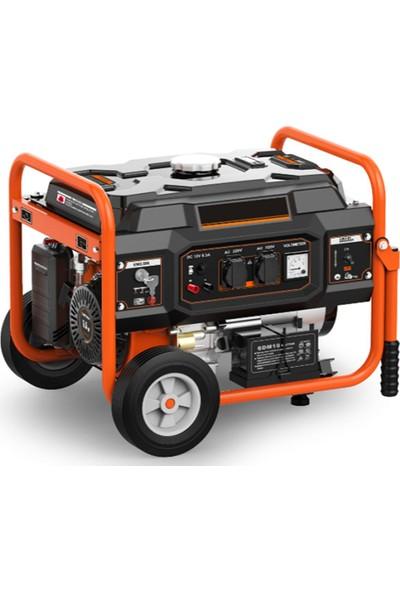 Greenmax LT1200N-4 Benzinli Jeneratör 1 kW Bakır Sargılı
