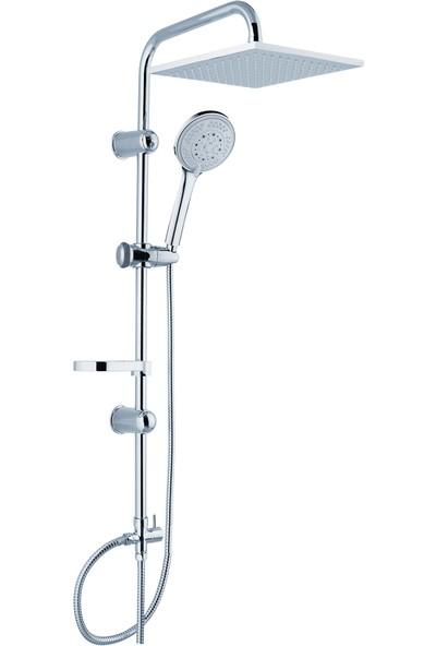 Creavit Sh620 Yağmurlama Tepe Duş Seti
