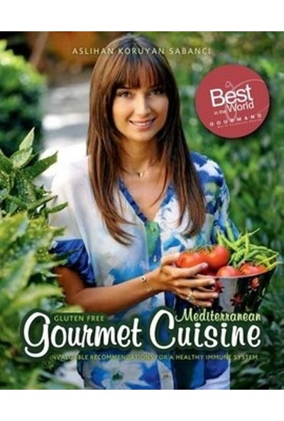 Gluten Free Gourmet Cuisine(Mediterranean)Ciltli