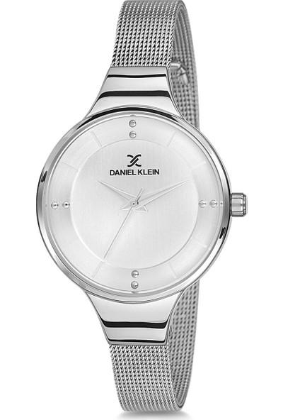 Daniel Klein 8680161573678 Hasır Kordonlu Kadın Kol Saati