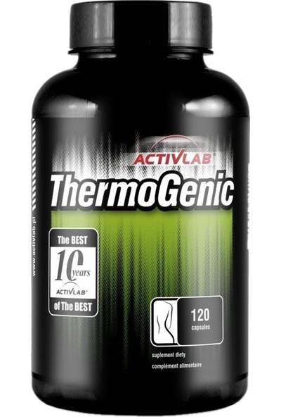 Activlab Sport Thermogenic 120 Kapsül