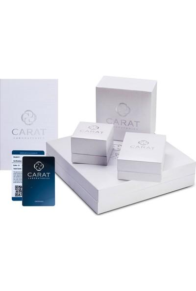 Carat Laboratories 1,92 Carat Renkli Küpe Ce20794