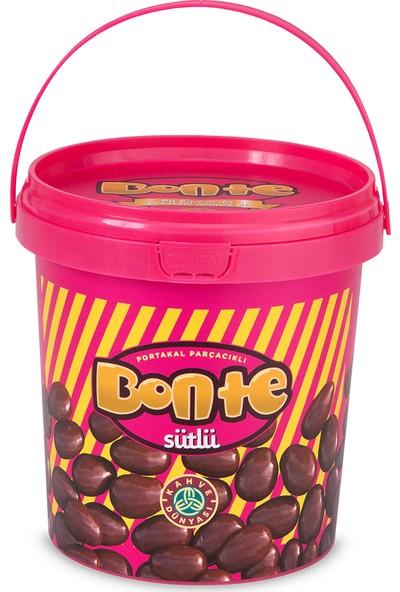 Kahve Dünyası Portakal Parçalıklı Sütlü Bonte 400gr