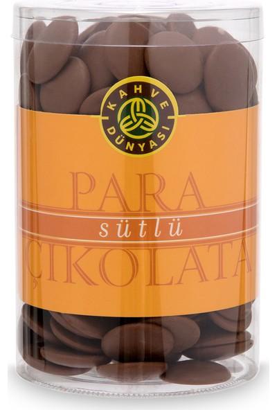 Kahve Dünyası Sütlü Para Çikolata 500gr
