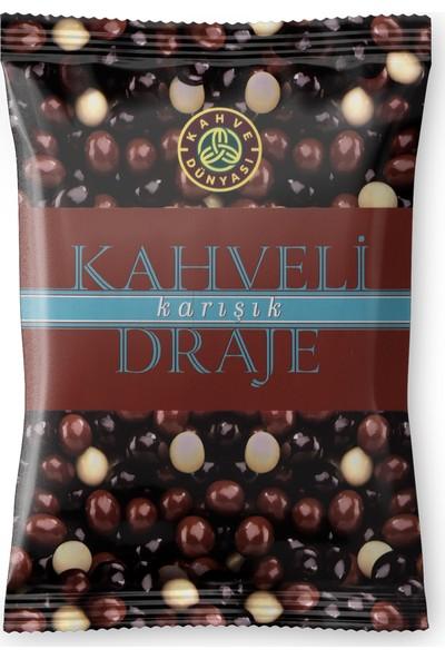 Kahve Dünyası Karışık Çikolata Kaplı Kahveli Draje 200Gr