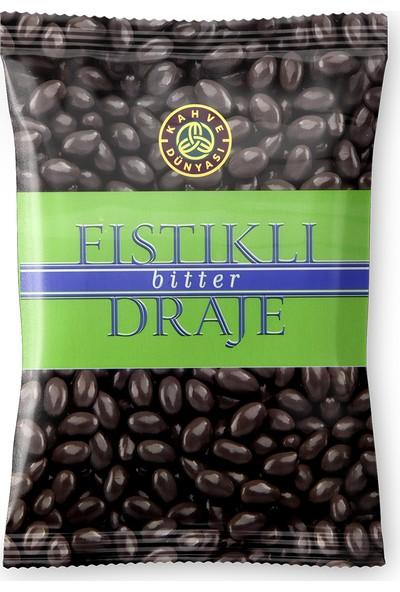 Kahve Dünyası Bitter Çikolatalı Fıstıklı Draje 180Gr