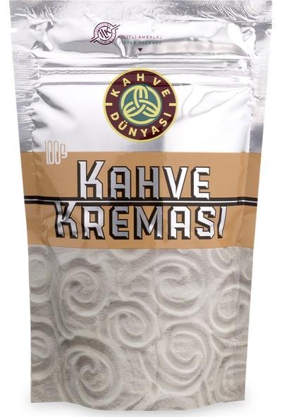 Kahve Dünyası Kahve Kreması 100gr
