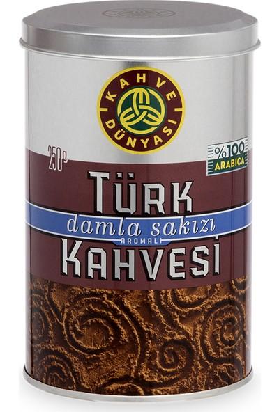 Kahve Dünyası Damla Sakızlı Türk Kahvesi 250gr