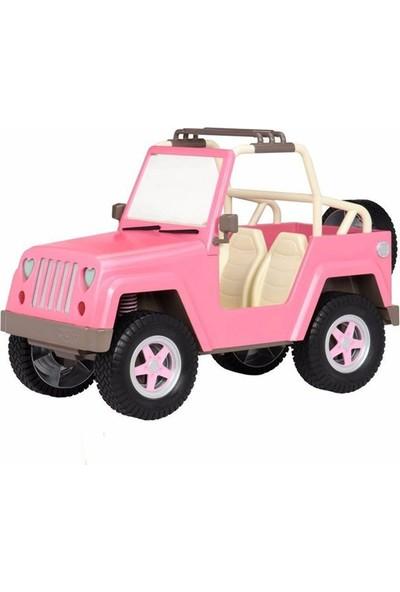 Our Generation Elektronik Jeep