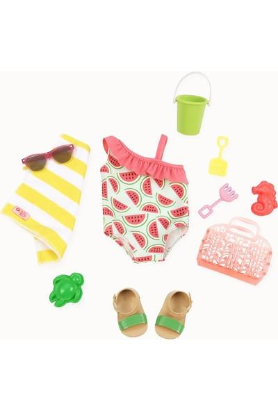 Our Generation Kıyafet Seti - Watermelon Print Swimsuit