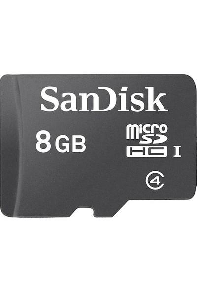 Sandısk 8Gb, Micro Secure Dijital High Capacity Sdhc Kart