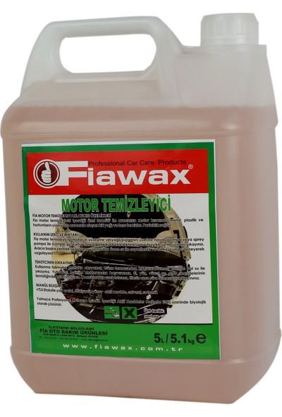 Fiawax Motor Temizleme Sıvısı 5 kg