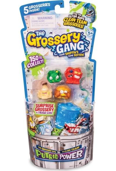 Grossery Gang S3 Orta Boy Çöps Çetesi