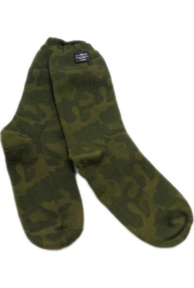 Dexshell Su Geçirmeyen Kamuflaj Termal Çorap