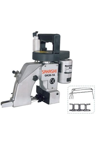 Sakashi GK26-1A Çuval Ağzı Dikiş Makinesi