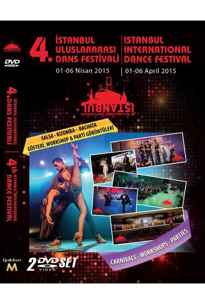 İstanbul Uluslararası 4.Dans Festivali DVD