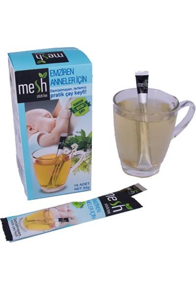 Mesh Stick Emziren Anneler İçin Karışık Bitki Çayı 16'lı