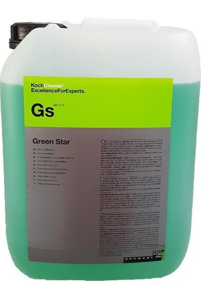 Koch Chemie GS Green Star Genel Amaçlı Temizleyici 11 lt.