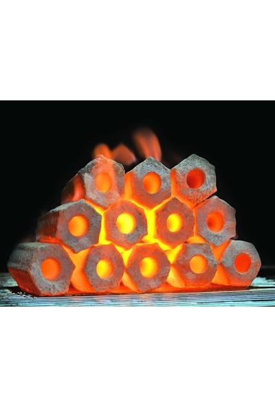Kor Süper Briket Barbekü Mangal Kömürü 10 Kg