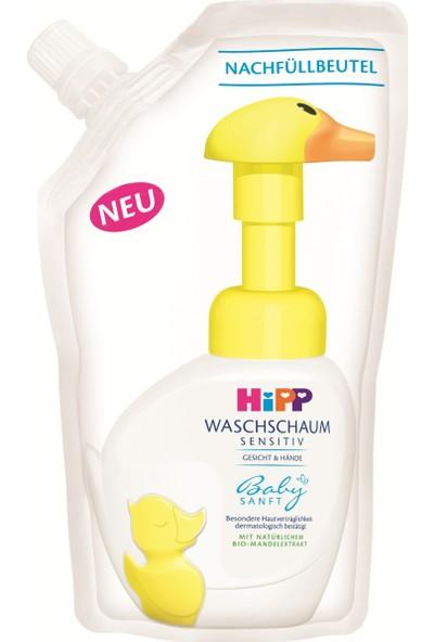 HiPP Babysanft Bebek El Yıkama Köpüğü Yedek Poşet 250 gr.