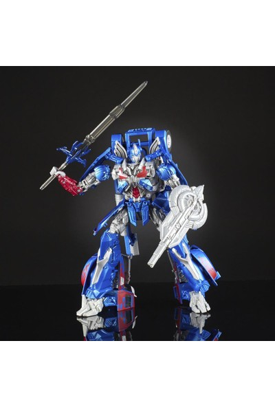 Transformers Tf5 Dev Figür - Optimus Prime