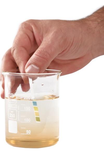 Yerli, pH Test Kağıtları / Test Kağıdı / pH Metre / pH 0-14 ölçer, Kutu içerisinde 100 Adet ölçüm çubuğu