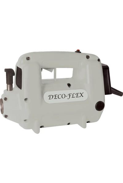 Deco-Flex 3 Hp Yüksek Frekanslı Omuz Tipi Beton Vibratörü